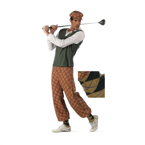 CALCETINES DE GOLF ROMBOS