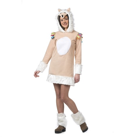 LAMA COSTUME FOR WOMAN