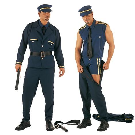 Policeman deutsch